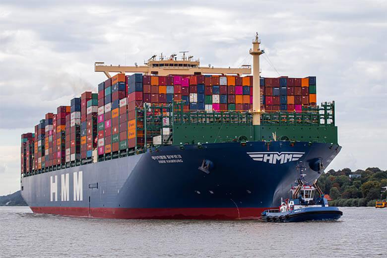 Морской фрахт из Китая