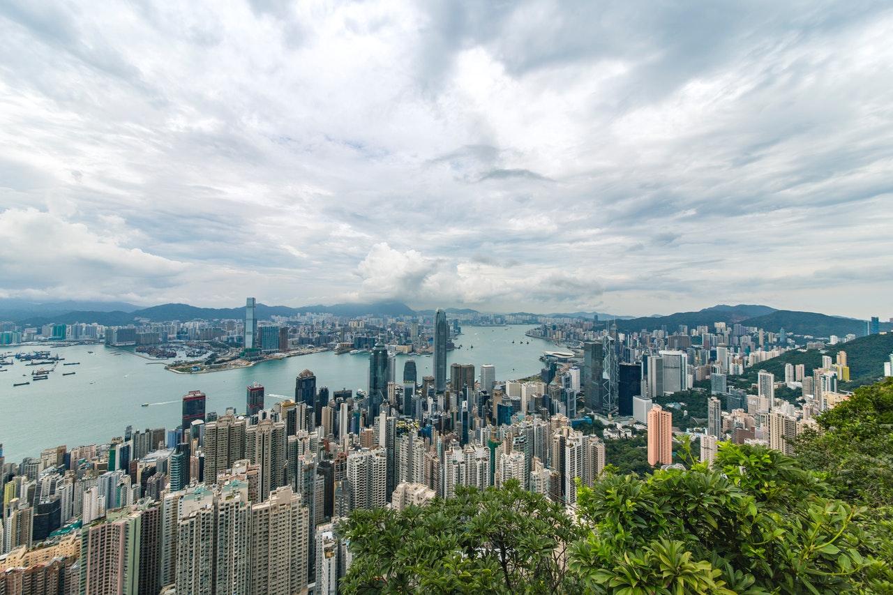 Доставка из Гонконга в Россию